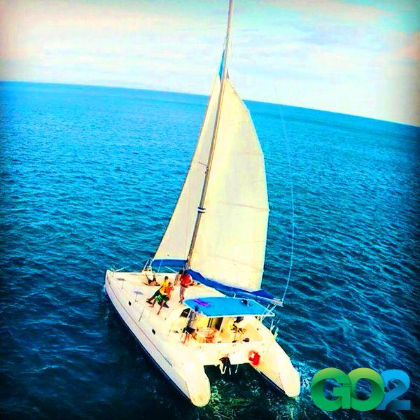 Catamaran Tour image